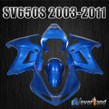 Fairing kit for Suzuki SV650S 2003-2013 2004 2005 2006 2007 2008 09 10 12 ABS - neverland-motor