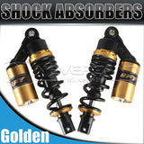 "9.25"" 235mm Motorcycle Rear Shock Absorber Air Suspension For Honda Yamaha Gold"