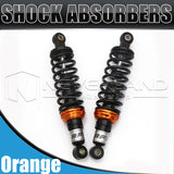 "12.5"" 320mm Motorcycle Rear Shock Absorber Air Suspension For Aprilia KTM Black"
