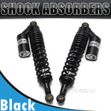 "1pair 15""/380mm Motorcycle Scooter Rear Suspension Air Shock Absorber Universal"