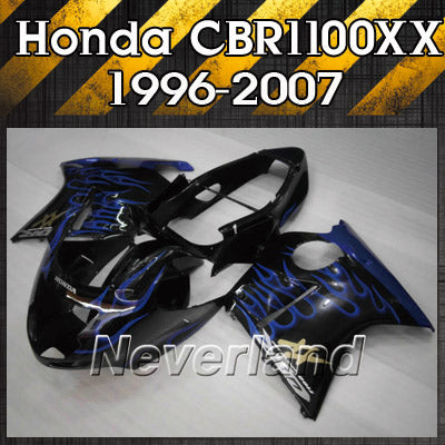 Fairing Bodywork Kit Injection ABS Set Fit For Honda CBR1100XX 1996-2007 96 2000