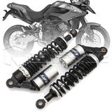 "12.5"" 320mm Motorcycle Rear Shock Absorber Air Suspension For Kawasaki Universal"