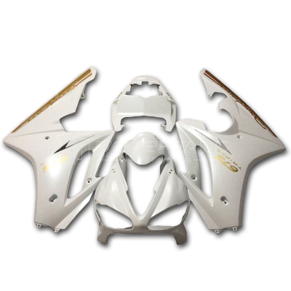 Motorcycle Fairing Kit For 09-12 Triumph 675 2009-2012 10 2011 ABS - neverland-motor