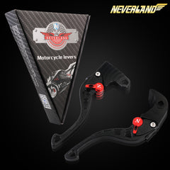 CNC Short Adjustable Brake Clutch lever for APRILIA