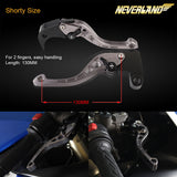 CNC Short Adjustable Brake Clutch lever for DUCATI STREET FIGHTER /S /848 Series