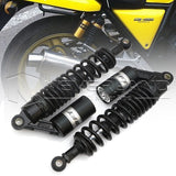 "2pcs 13.5"" 340mm Motor Rear Shock Absorbers Gas Suspension For Kawasaki Aprilia"