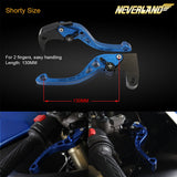 CNC Short Adjustable Brake Clutch lever for SUZUKI GSXR 600/750/1000/1300 Series