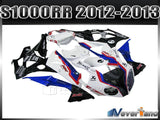 Bodywork Fairing kit for 2012-2014 BMW S1000RR Injection Molding - neverland-motor