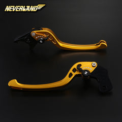 CNC Long Adjustable Brake Clutch Matte lever for YAMAHA