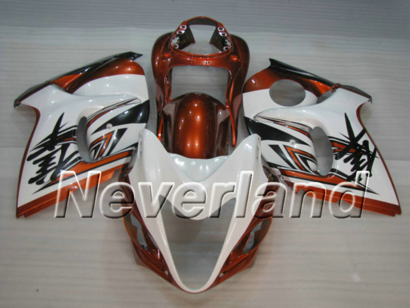 Buy ABS Bodywork Fairing for 08-14 Suzuki GSXR 1300 Hayabusa 2008-2014 09  Injection at neverland-motor for only $559 00