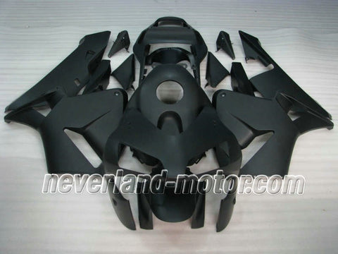 Honda CBR 600RR F5 2003-2004 ABS Fairing - All Black