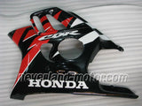Honda CBR600 F3 1997-1998 ABS Fairing - Black/Red/White