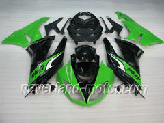 Fairing Bodywork Kit Injection ABS Set For Kawasaki Ninja 636 ZX6R 2009-2012