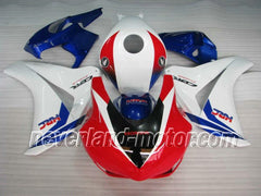 Bodywork Fireblade Fairing for 2008-2011 Honda CBR1000RR Injection