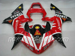 Fairing Kit For 2002 2003 02 03 Yamaha YZF R1 YZF 1000 R1 Bodywork Injection ABS