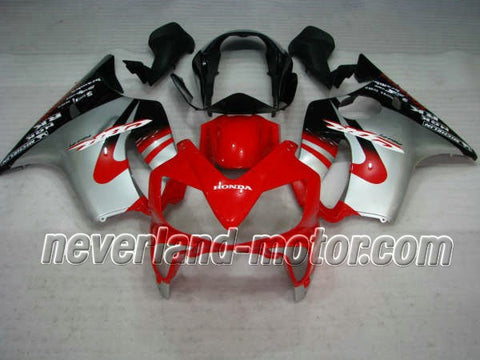 Honda CBR600 F4i 2004-2007 ABS Fairing - Red/Black/White
