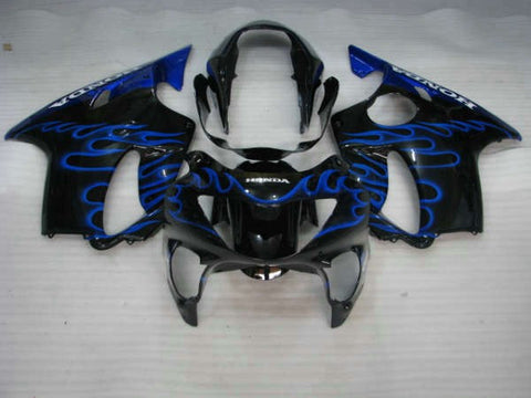 Honda CBR600 F4 1999-2000 ABS Fairing - Blue Flame