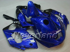 Bodywork Fairing Kit ABS fr 1997-2007 Yamaha YZF 600R Thundercat 97-07