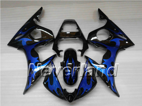 Fairing Kit For 2003 2004 Yamaha YZF-R6 03-04 YZF 600 R6 Bodywork Injection ABS