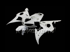 Unpainted Bodywork Fairing Kit Fits 2005 Yamaha YZF R6 Injection ABS