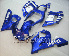 Injection ABS Fairing kit for Yamaha YZF 600 R6 1998-2002 1999 2001 Bodywork H7