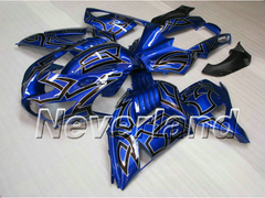 Fairing Kit Bodywork For Kawasaki ZX-14R ZX14R ZZ-R1400 2006-2011 ABS Injection