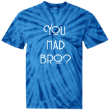 Customized 100% Cotton Tie Dye T-Shirt - You mad bro?
