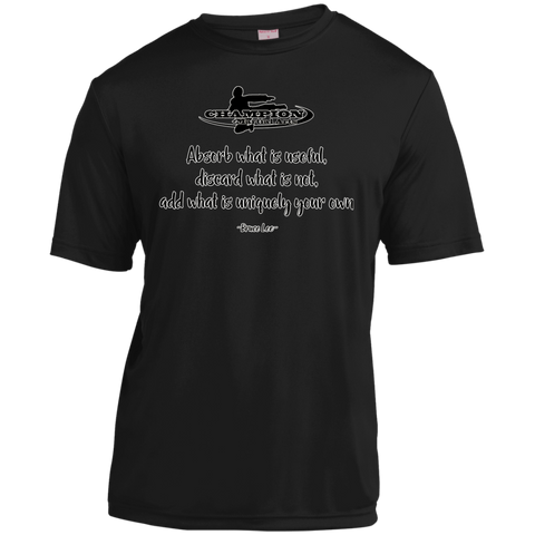 Youth Moisture-Wicking Shirt - BB Absorb what is useful