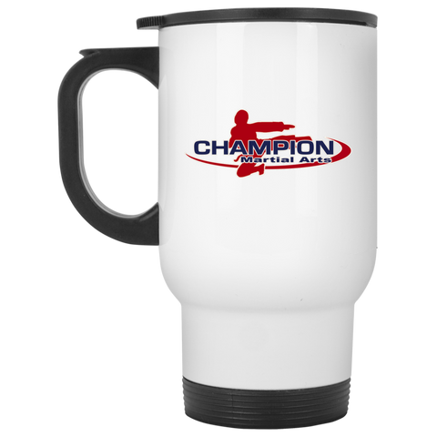Travel Mug - Champion Logo