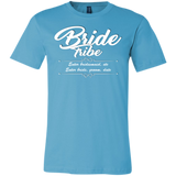 Bride Tribe- Bella + Canvas Unisex Jersey Short-Sleeve T-Shirt
