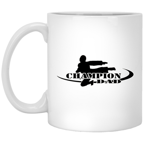 11 oz. Mug - Champion Dad