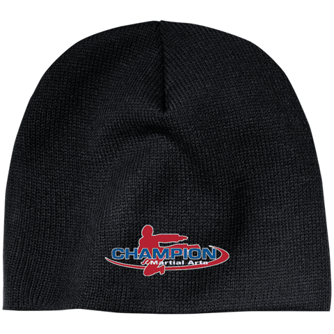 Create Your Own Beanie - Champion Logo Embroidered