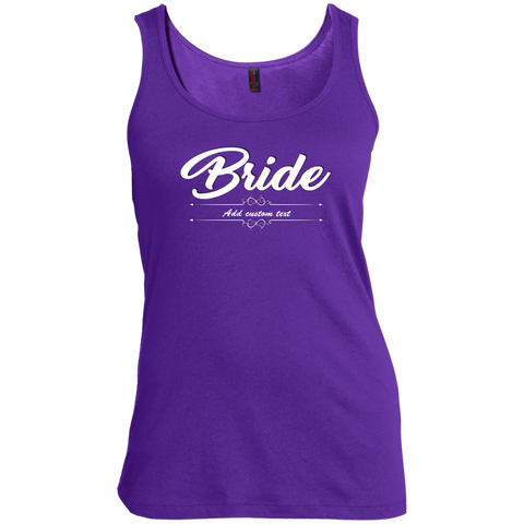 Bride - Women's Scoop Neck Tank Top