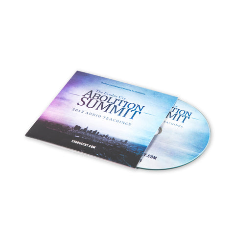 2013 Abolition Summit DVD