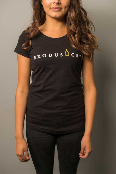 Exodus Cry Logo Women's T-Shirt