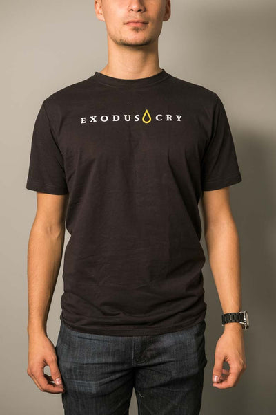 Exodus Cry Men's  Logo T-Shirt