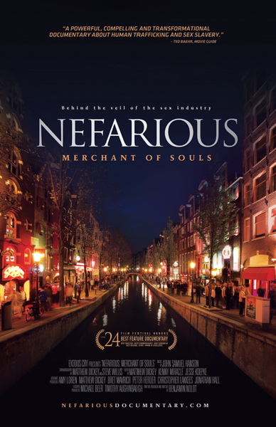 Nefarious Library Screening license