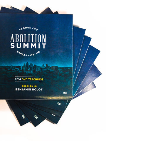 2014 Abolition Summit DVD