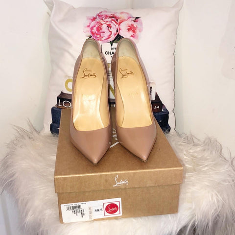 Christian Louboutin Nude so kate