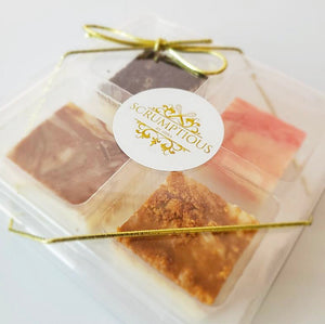 NEW PRODUCT - Burfi Bites