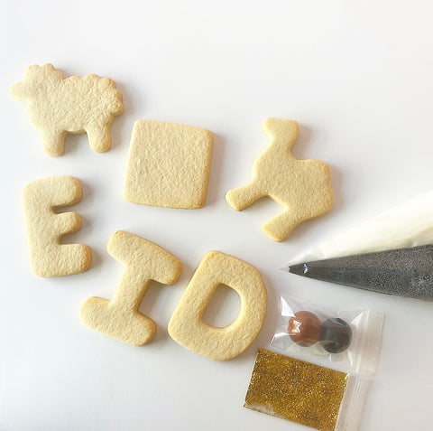 Eid Ul Adha Cookie Kit