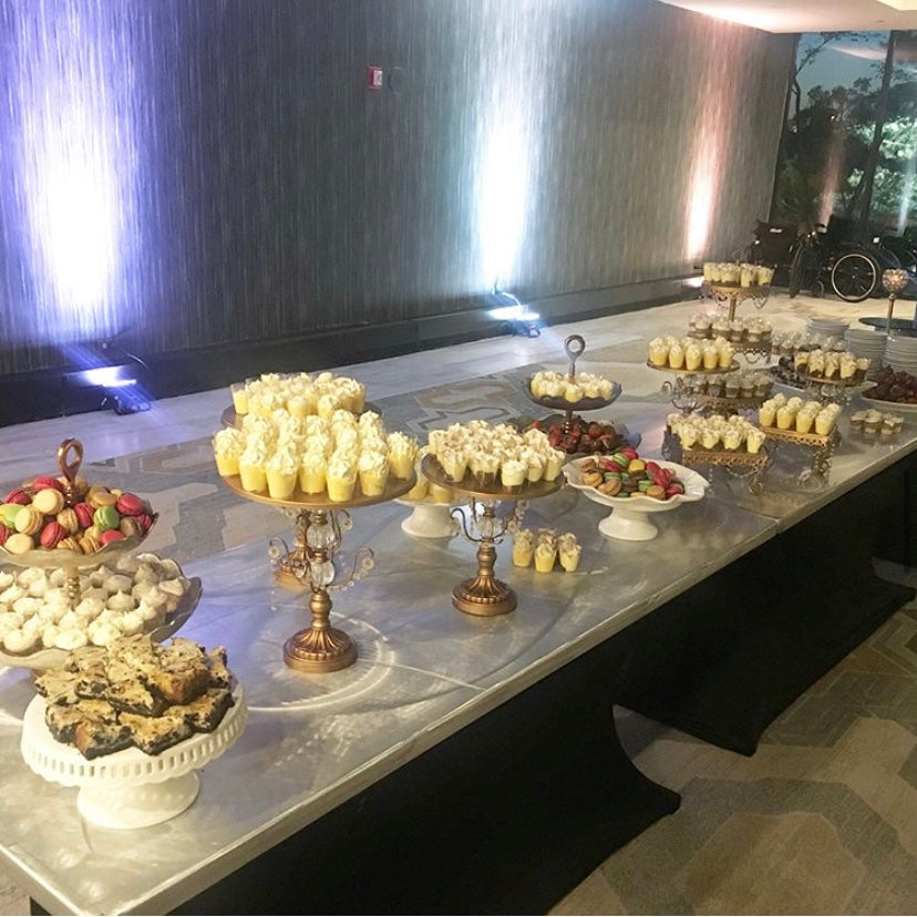 Cake & Dessert Party Package - 75 people