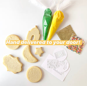 Delivery for Cookie Kit