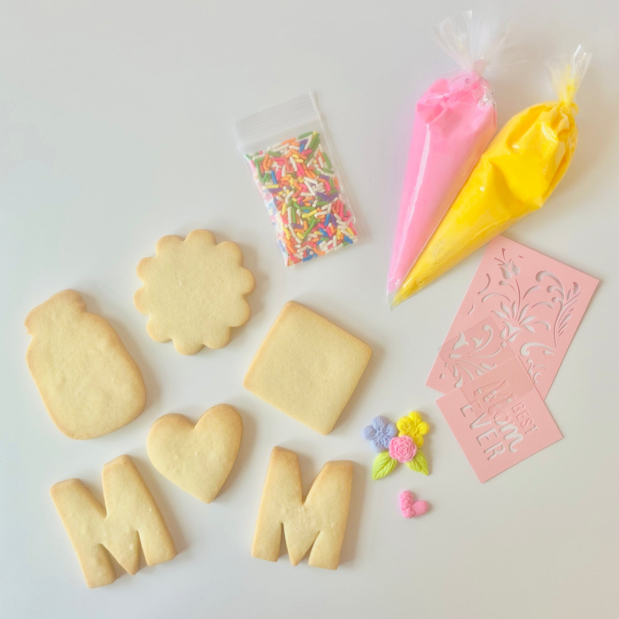 Mother's Day Cookie Kit - SHIPPED