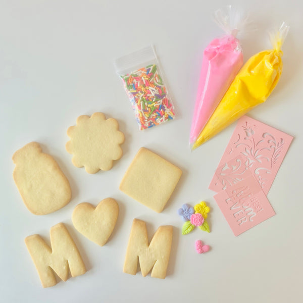 Mother's Day Cookie Kit