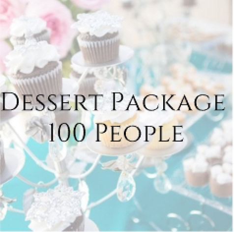 Dessert Package for 100 People