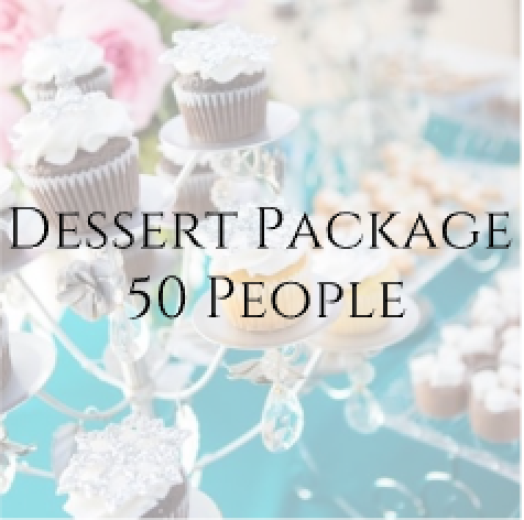 Dessert Package for 50 People
