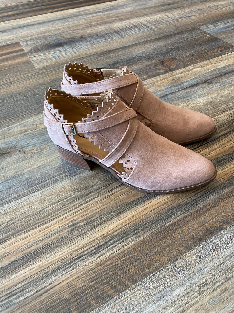 Fall for Style Booties
