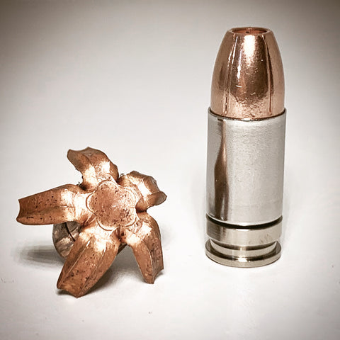 Crafted Ballistics New 9mm SCHP Ammunition
