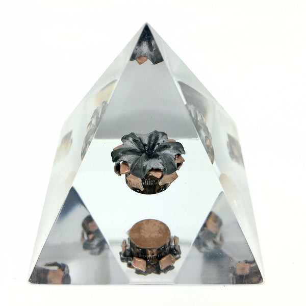 Pyramid Paperweight SIG 45 ACP V-Crown